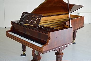 Philippe Rioux - Accordeur de Pianos