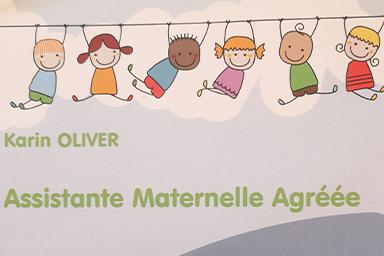 Karin Oliver - Assistante Maternelle