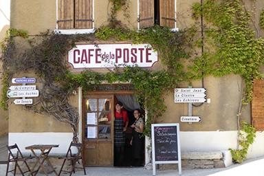 Restaurant le Café de La Poste