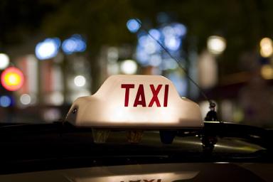 Taxis Roussetois